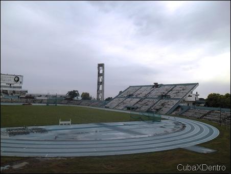 La pista , lo mejor en el Estadio Panamericano
