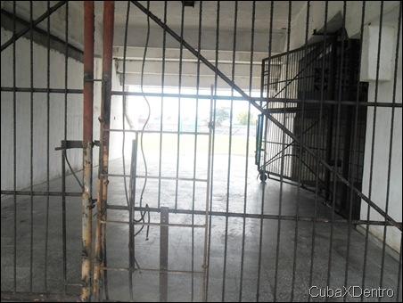 Puertas de acceso al Estadio Panamericano