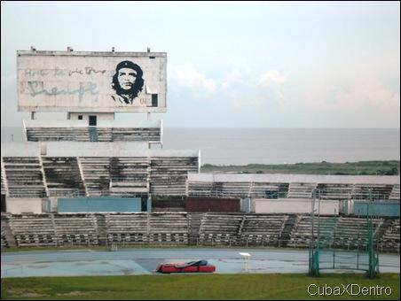Vista del Estadio Panamericano otra
