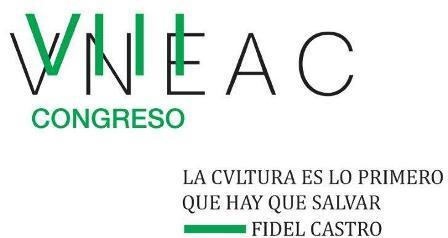 UNEAC-Congreso