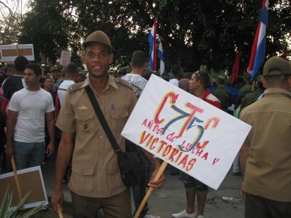 Cubazoom: Primero de Mayo