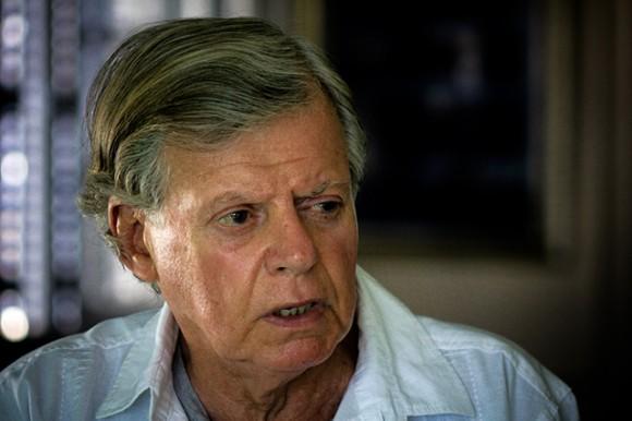 Mario Coyula Cowley. Foto: Fernando Medina Fernández / Cubahora
