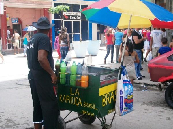 Variadas ofertas gastronómicas Foto: CubaxDentro
