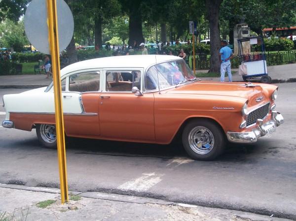 Solo en  La Habana Foto: CubaxDentro