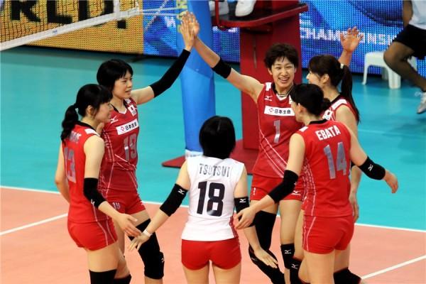Team Japón