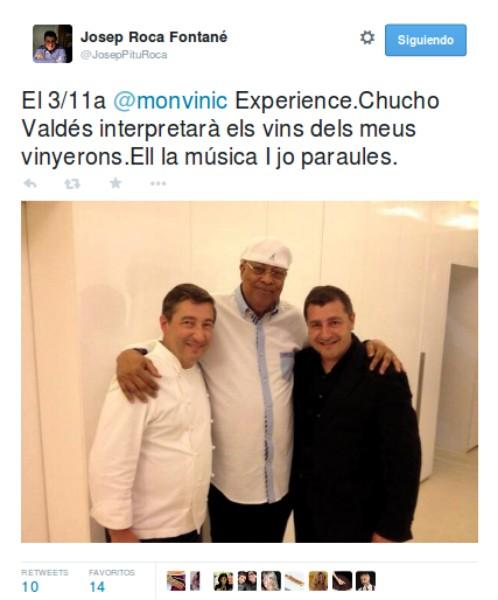 Chucho y los hermanos Rocca