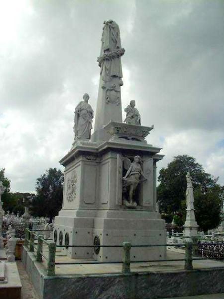 Monumento a los ocho estudiantes de Medicina copia