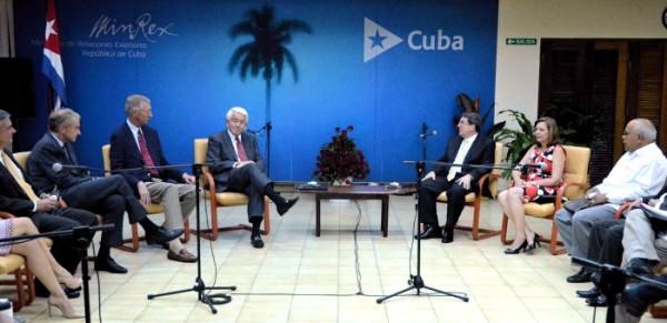 Relaciones Estados Unidos - Cuba