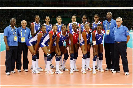 Team Cuba_Beijing
