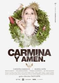 Película española Carmina y Amén