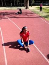 Adriana Muñoz, doble medallista panamericana en 800 y 1500 m