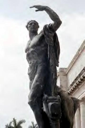 Estatua El Progreso