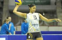 Nancy Carrillo en Super Liga de Rusa