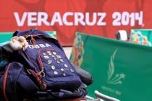 Cuba vs Colombia en Veracruz 2014