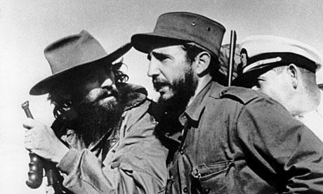 Fidel y Camilo Cienfuegos