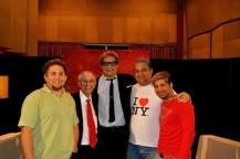 Dr. Jorge Pérez en el programa televisivo Con 2 que se quieran