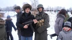 Celebraciones por el 71 Aniversario de la Liberación de Leningrado