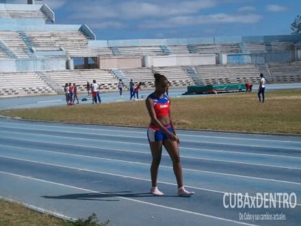 Entrenamientos en el Estadio Panamericano
