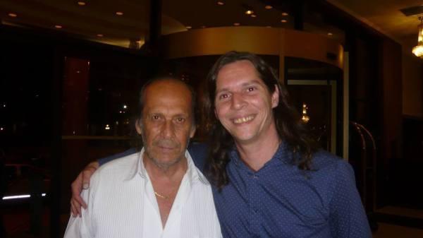 Paco de Lucía y Reynier Mariño_Tomadas del perfil de Facebook de Reynier Mariño_cubaxdentro.wordpress.com