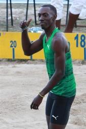 Pedro Pablo Pichardo logró romper la barrera de los 18 metros en la presente temporada