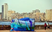 XII Bienal de la Habana expo Detrás del Muro