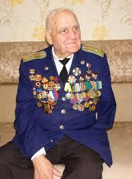 El Coronel Iván Antónovich Leonov en la actualidad Foto: Internet