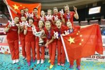 China de la mano de Lang Ping se coronó en la Copa del Mundo de Voleibol Femenino