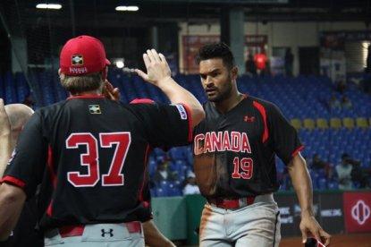 #Premier12: Cuba vs Canadá