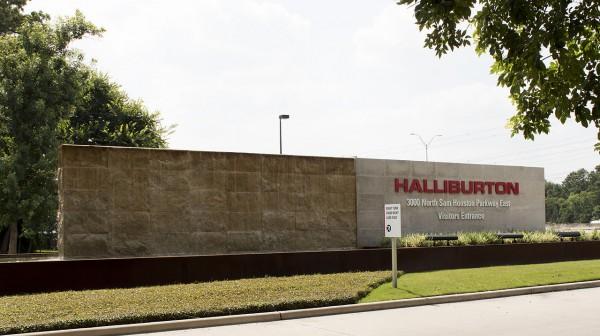 Halliburton_North_Belt_Sign_01_-_East_Side