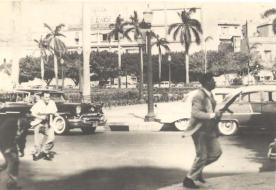 Asalto al palacio Presidencial el 13 de Marzo de 1957