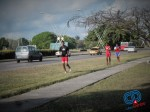 Atletas entrenan en las afueras del estadio panamericano_CubaxDentro