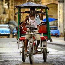 Imágenes de la Habana Vieja/ Desmond Boylan