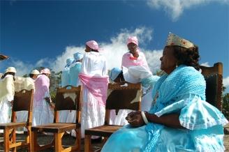 Tradiciones en el Parque Nacional desembarco del Granma