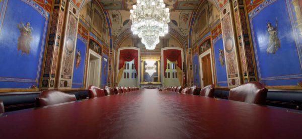 La sede del Comité de Asignaciones del Senado norteamericano (Foto: senate.gov)