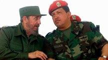 Fidel Castro y Hugo Chávez eternos continuadores de los ideales de Martí y Bolívar