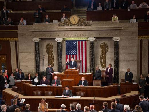 Cámara de Representantes de los Estados Unidos (Foto: house.gov)