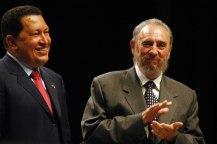 Fidel Castro y Hugo Chávez una amistad por la unidad latinoamericana