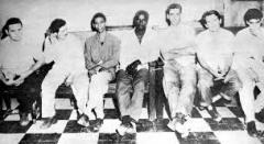 Sobrevivientes del Asalto al Cuartel Moncada el 26 de Julio