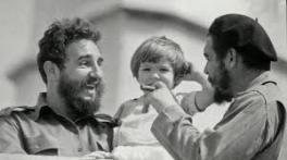 Fidel junto a Ernesto Cé Guevara