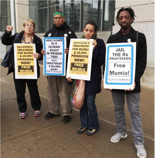 manifestantes-reclaman-tratamiento-medico-para-mumia-abu-jamal