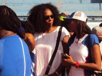 Las glorias del deporte cubano se unieron a la avalancha juvenil contra el bloqueo