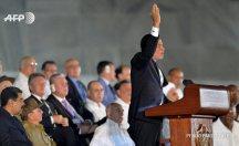 La Plaza por última vez/ Rafael Correa en sus palabras al pueblo de Cua y a Fidel
