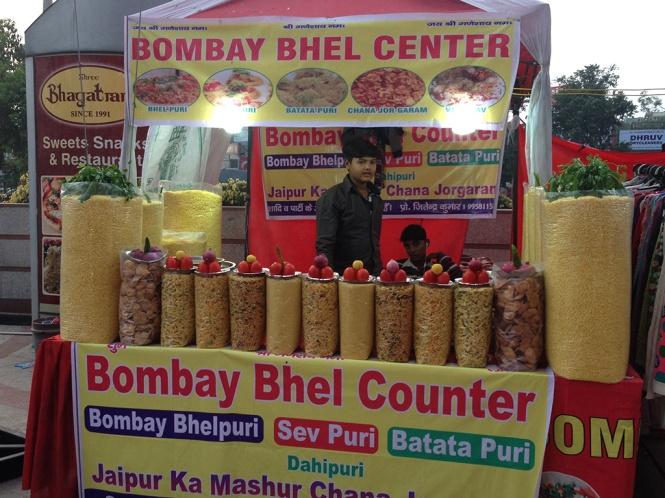 Comida-calle-india