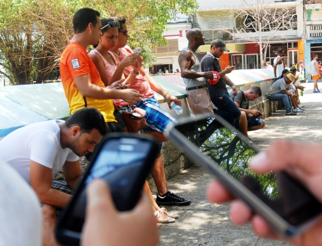 Wifi en La Habana