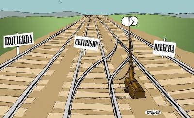 Línea del ferrocarril