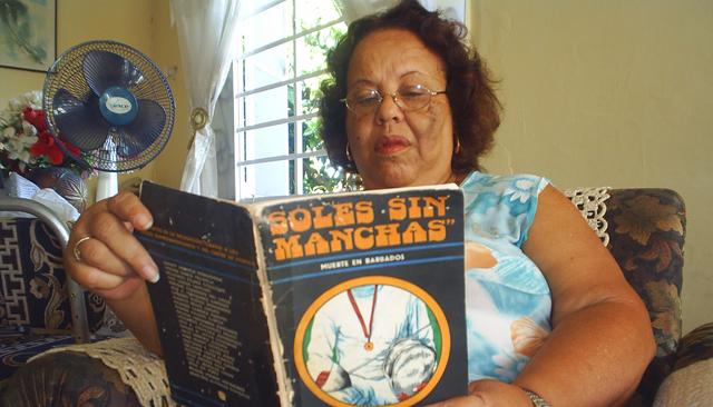 Irene Frbes, periodista cubana