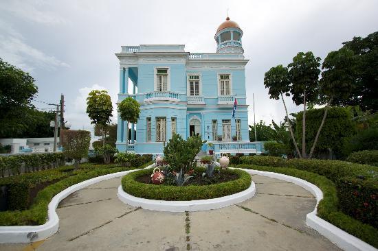 El Palacio Azul